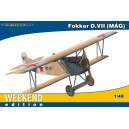 Fokker D.VII MÁG Weekend - 1/48 kit