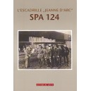 L´Escadrille Jeanne D´Arc SPA 124