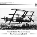Armstrong F.K.10 - 1/72 resin kit